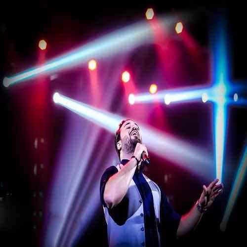 آونگ موزیک دانلود آهنگ جدید بابک جهانبخش بنام تو چشمای منی