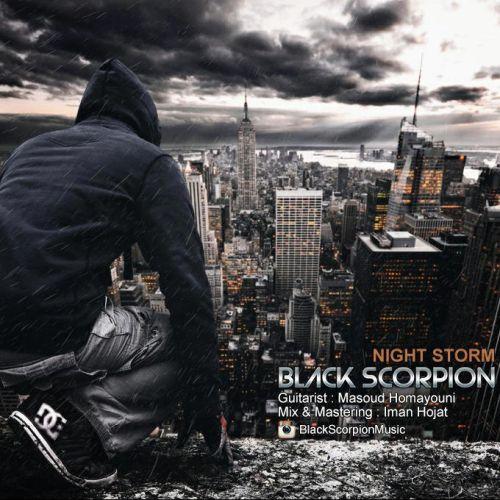دانلود آهنگ جدید دانلود آهنگ جدید Black Scorpion - (Trance Rock) بنام Night Storm